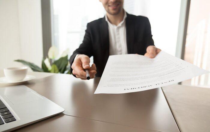 como finalizar un contrato de alquiler